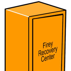 New Firey Recovery center as seen in <a href=