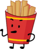 Fries in BFB 4