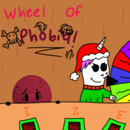 Let's play wheel of phobia