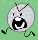 Golfball thinks its a big deal