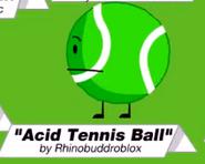 Rc Acid Tennis Ball