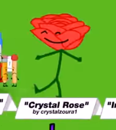 BFDI 24 (Crystal Rose)