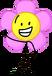 Flower waving
