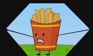 Fries' favorite screen