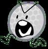 Golf ball big deal