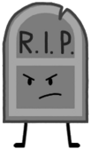 Tombstone AnonymousUser