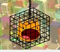 Firey cage idfb