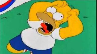 "Homer Simpson ""NOOO!!!!!"""