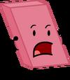 Eraser surprised