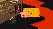 Flower and Spongy Scream