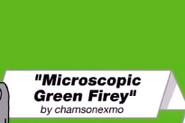 Rc Microscopic Green Firey