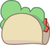 Bfdi taco but no fish by penplethepinepen-dbw71tu