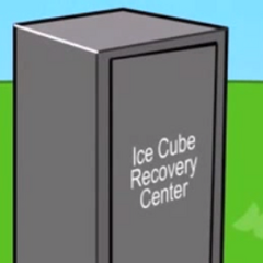 Ice Cube Recovery Center