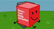 Blocky's Funny Doing's International