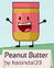 Peanut butter bfb 02 rc background