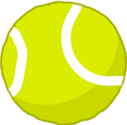 Tennis Ball Bottom