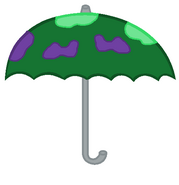 Plier's Anti-acid umbrella