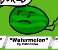Watermelon BFDI24