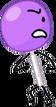 Lollipop in BFB 8