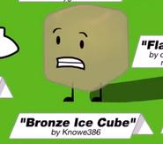 Rc Bronze Ice Cube