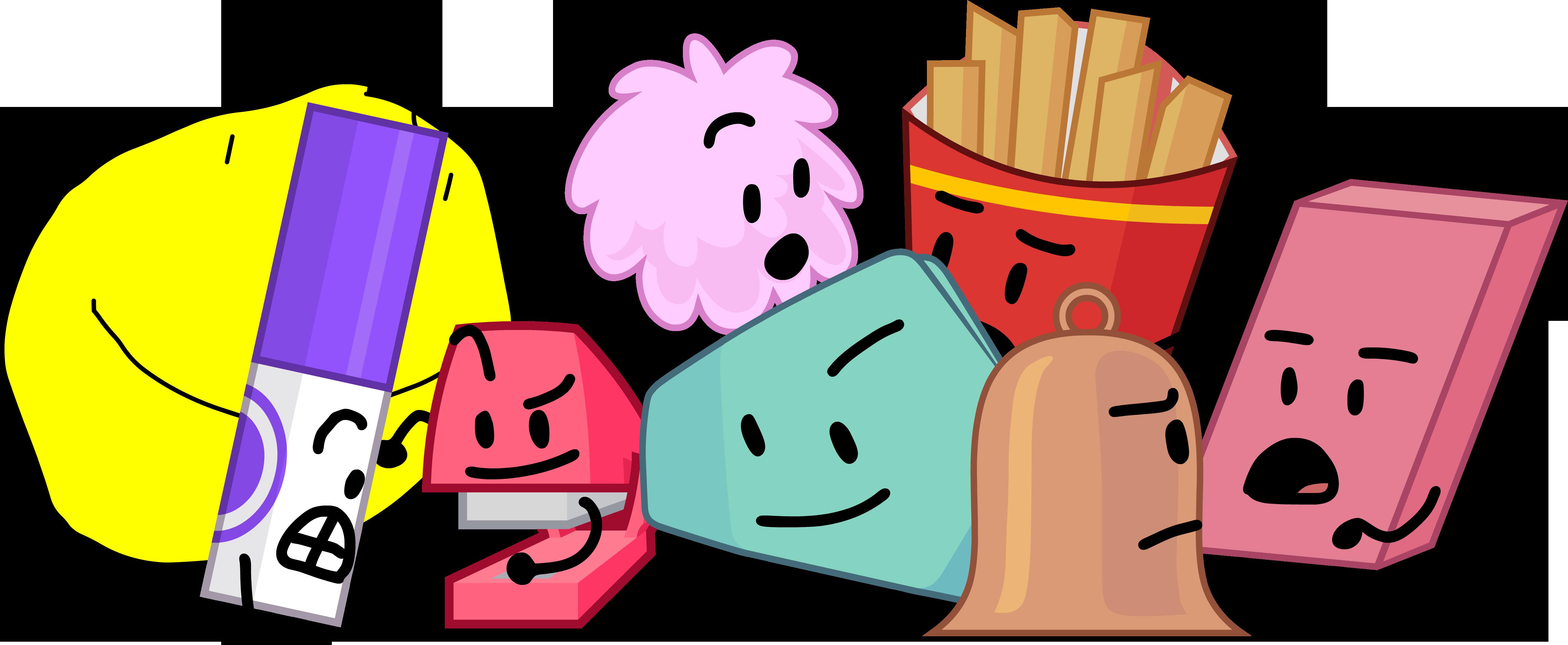 Free Food Battle For Dream Island Wiki Fandom