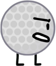 Golf Ball I'm busy looking