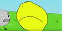 YellowFaceAndGolfBall