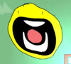 Yellow face gasp