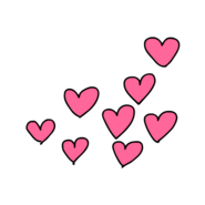 Love hearts0003