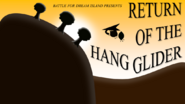 Bfdi fan made title cards return of hang glider by gatlinggroink58-d7ktjo1