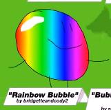 RainbowBubble BFDI24