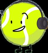 Tennis ball headset