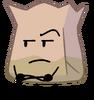 Barfy angry