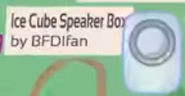 ICSpeakerBox