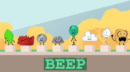 Beep's Elimination