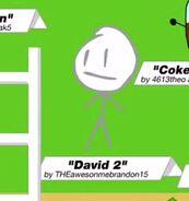 David number 002