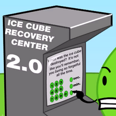 Ice Cube Recovery Center 2.0