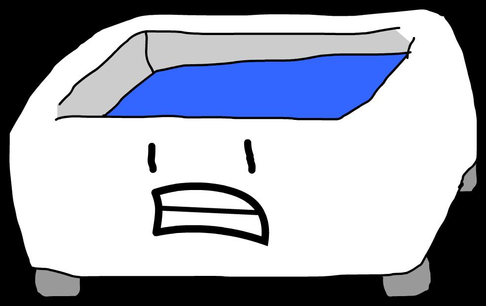 Rc Bath Tub