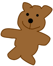 Teddy Bear recommended character