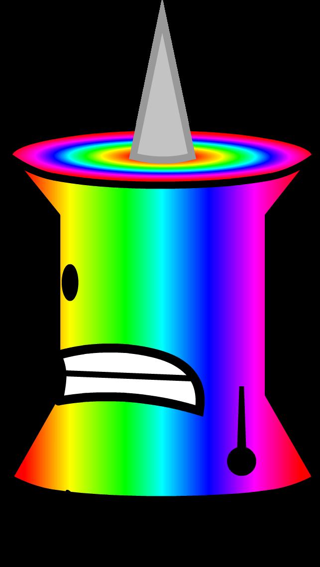 Rc Rainbow Pin