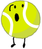 Tennis ball intro 2