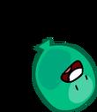 Balloony wiki pose