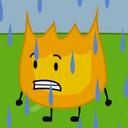 Firey is worried