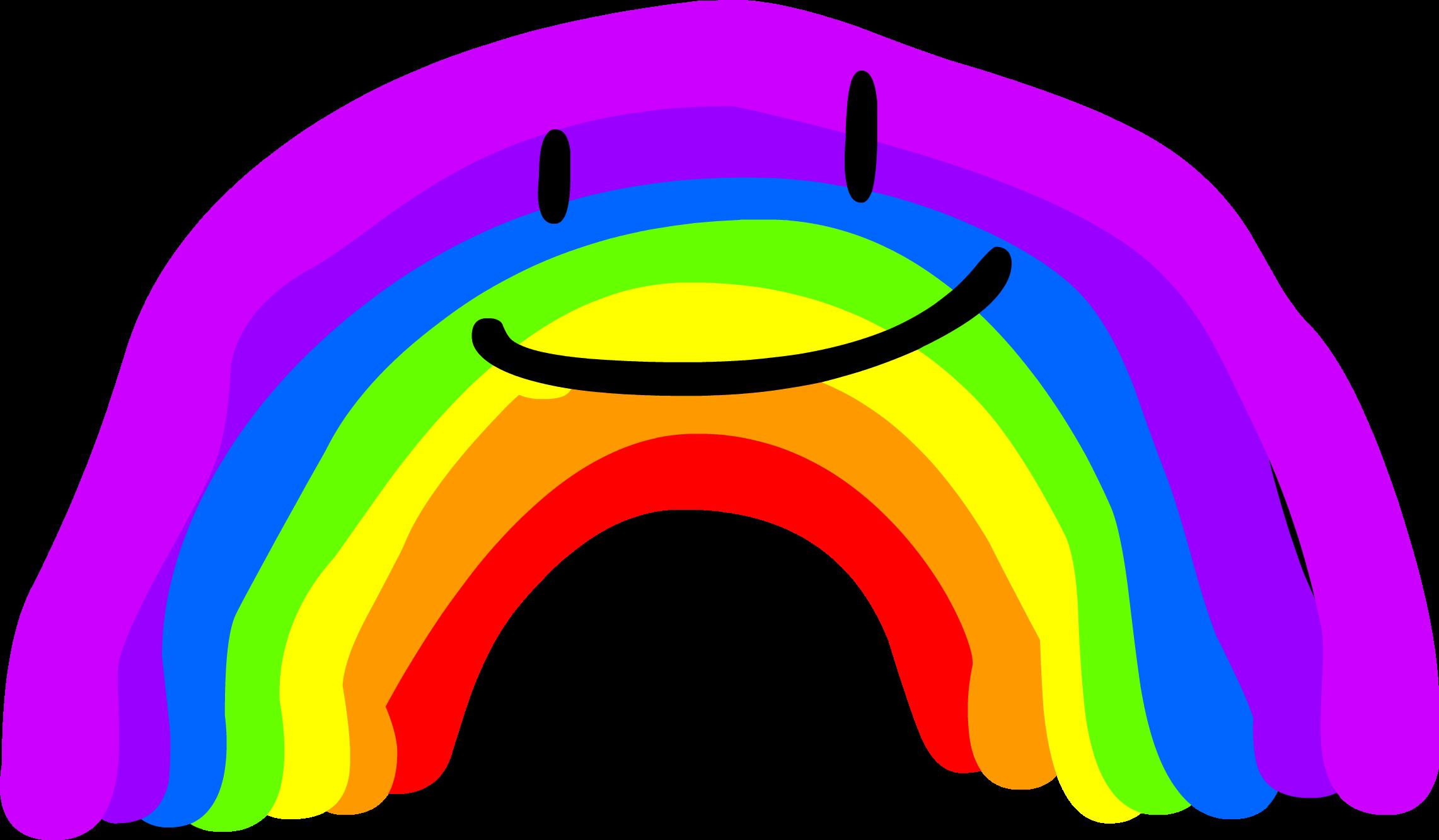 Rainbow BFDI21 23