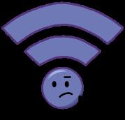 Wifi Bars AnonymousUser