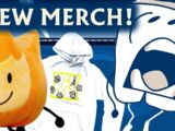 The Firey Plush is ON SALE + 15% OFF NEW BFDI HOODIE!