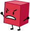 Blocky angry