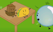 Bubble intrested in BFDI 15's challenge