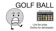 Vote for Golf Ball BFDIA 2