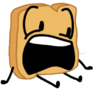 Woody's First Scream In BFB